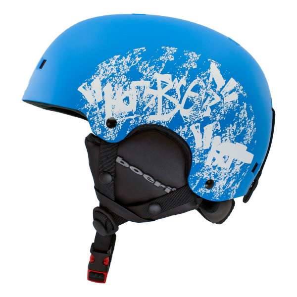 Helm boeri Mercury blau