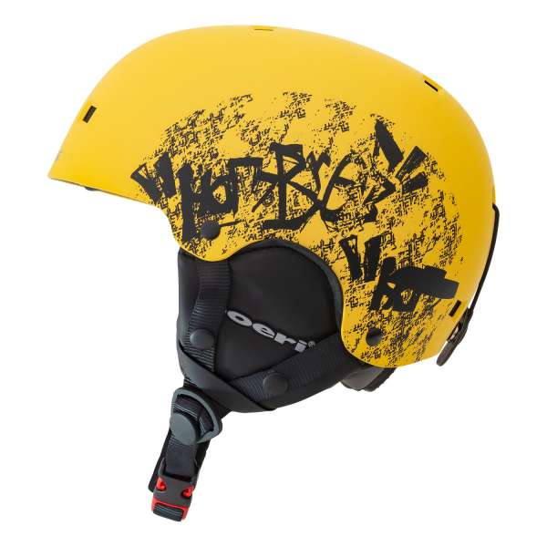 Helm boeri Mercury gelb