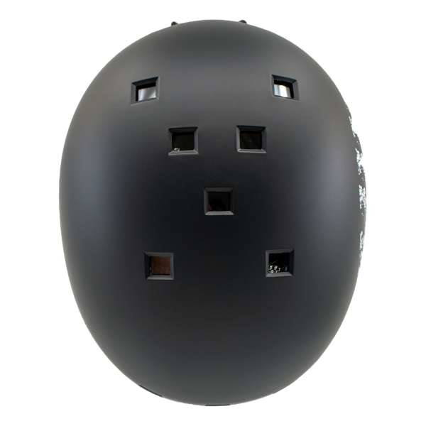 Helm boeri Mercury schwarz